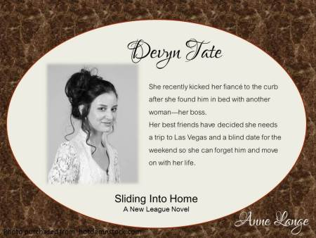 Character Profiles for Sliding into Home-Devyn