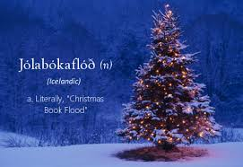 """Bookworms Will Want To Take On This Icelandic Holiday Tradition: Jolabokaflod, or the """"Christmas Book Flood"""" #WriterWednesday #ChristmasEve #HolidayTradition #AmReading #LiteraryIceland  #ChristmasBookFlood #Bookworms #BooksAsGifts #WW @Bellatrix_Press"""