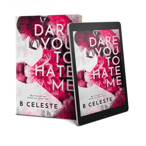 COVER REVEAL FOR DARE YOU TO HATE ME