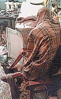 Mummified man found in Tula Russia
