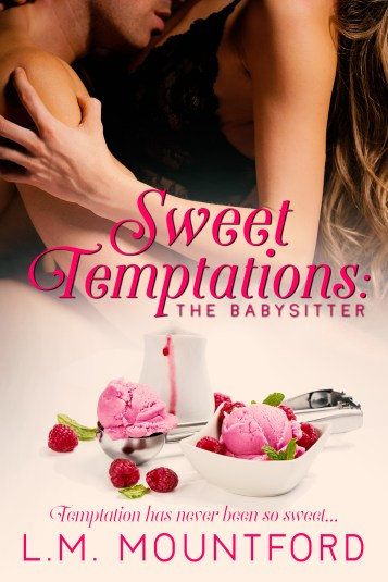 2 Sweet Temptations The Babysitter E-Book Cover