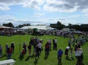 photo of the field on Hawkesbury Show Day