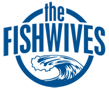 The logo of the Fishwives Choir