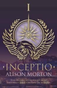 Cover of Inceptio by Alison Morton