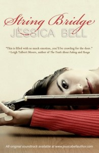 Cover of String Bridge by Jessica Bell