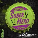 Go Sober badge