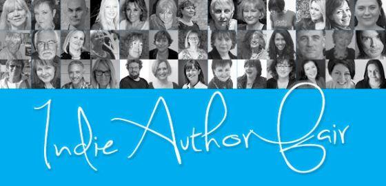 Indie Author Fair banner ad