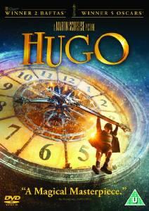 Cover of Hugo DVD