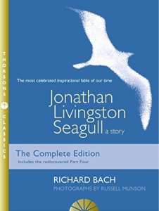 Cover image of Jonathan Livingston Seagull