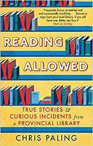 cover of Reading Allowed by Chris Paling