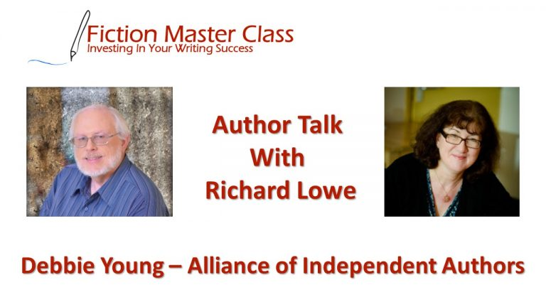 header image from Fiction MasterClass on Richard's blog