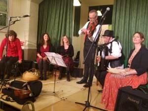 Captain Swing and the Blacksmith Folk Opera Cast