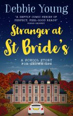 cover of Stranger at St Bride's