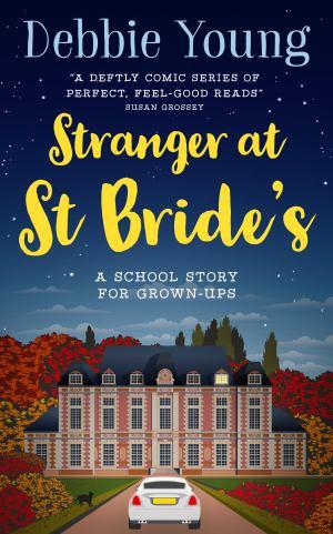 cover of Stranger at St Bride's