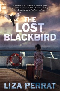cover of The Lost Blackbird