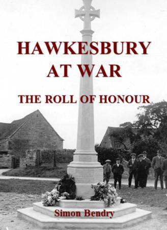 cover image of Hawkesbury at War by Simon Bendry