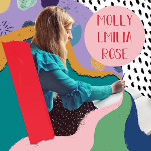 stylised image of Molly Emilia Rose