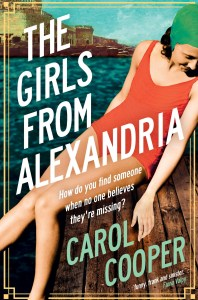 cover of The Girls from Alexandria