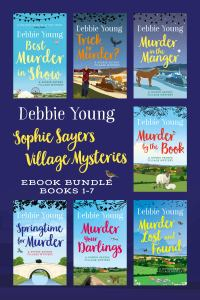 array of seven books in series