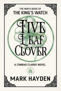 cover of Five Leaf Clover by Mark Hayden