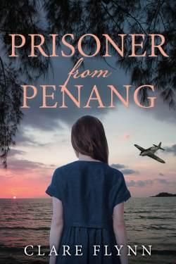 cover of Prisoner from Penang