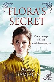 cover of Flora's Secret