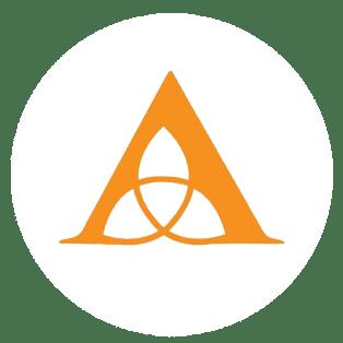 Logo da Authoria Agência Literária & Studio