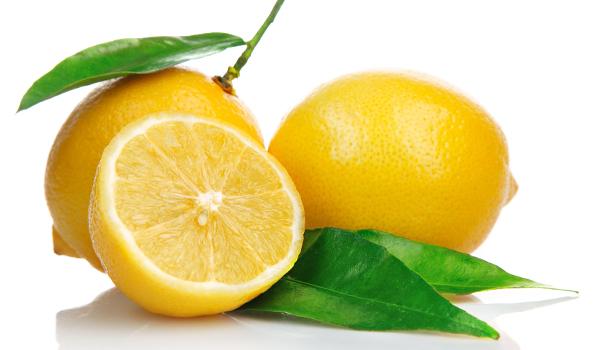 Limão - Home remédios para alergias