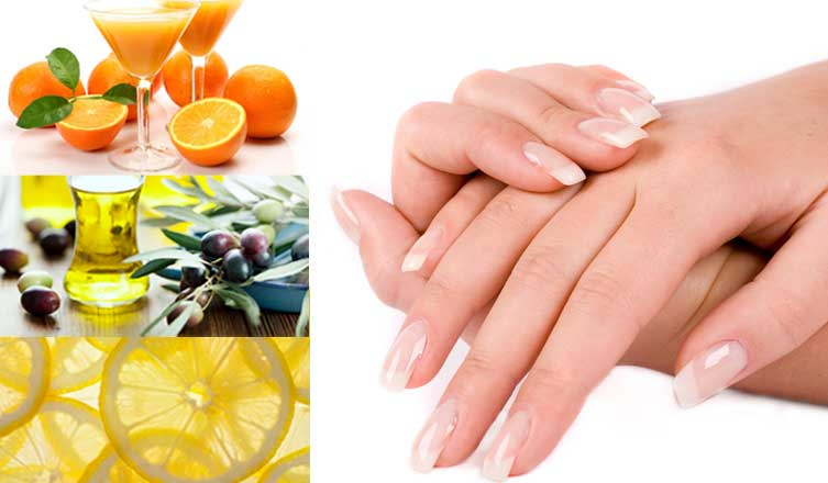 Image result for Absorb your nails tepid water