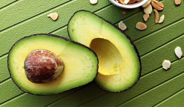 Abacate - Home remédios para a perda de cabelo