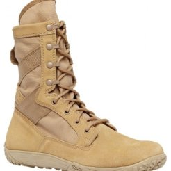 Tactical-Research-TR101-Mens-Mini-Mil-8-in-Trainer-Tactical-Boot-Tan-4-W-US-0