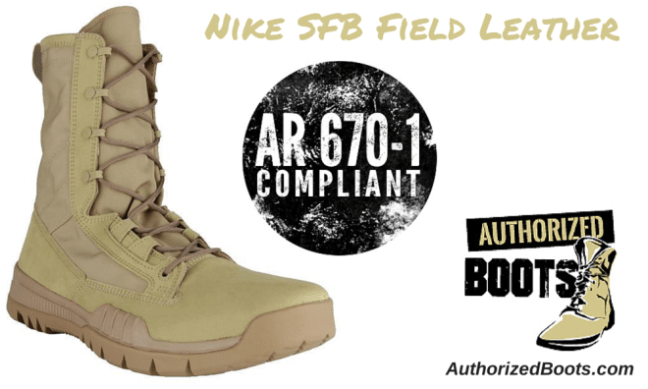 The Nike SFB Field Leather Featured
