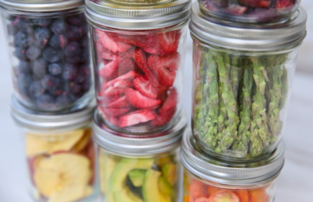 Dried Foods For Emergency Preparedness: How To Freeze Dry Food At Home (MULTIPLE METHODS