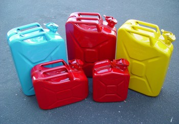 Best Portable Fuel Storage For Survival 2017 Authorized