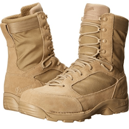 Danner Men&39s Desert TFX G3 Uniform Boots Review | Authorized Boots