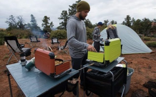 Gas Stove Vs Electric BTU For Camping