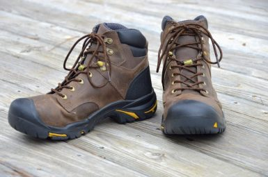 Most Comfortable Steel Toe Boots for Standing on Concrete ...
