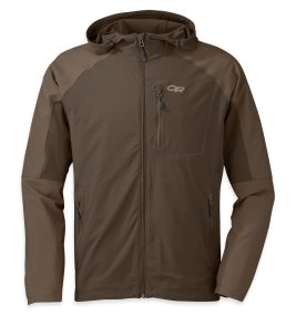 Outdoor Studies Ferrosi Hoody