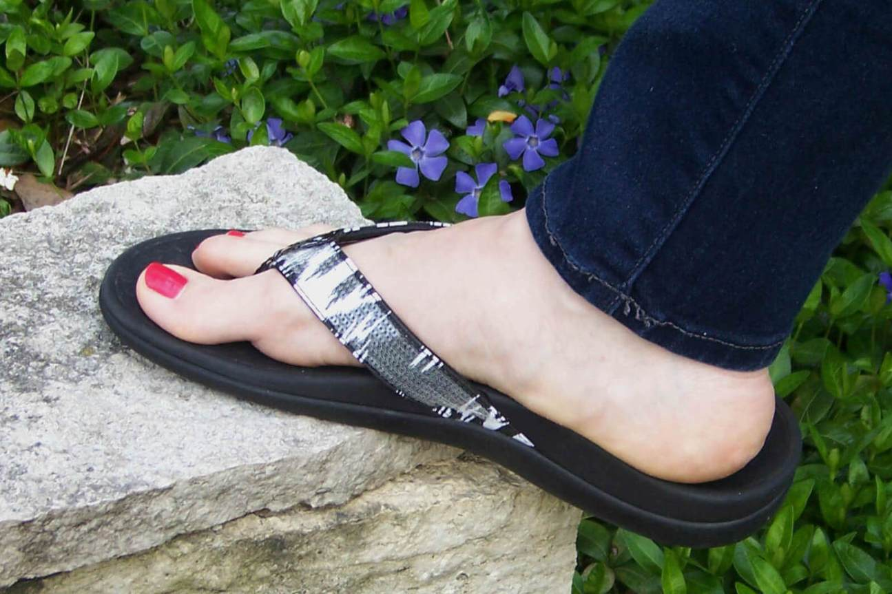 70d731d8e91155 Below is a Buying Guide for the Best Flip Flops for Plantar Fasciitis