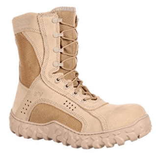 Rocky S2V Army Composite Toe Boots AR670-1 Compliant (Desert Tan) ... c952bf99d9