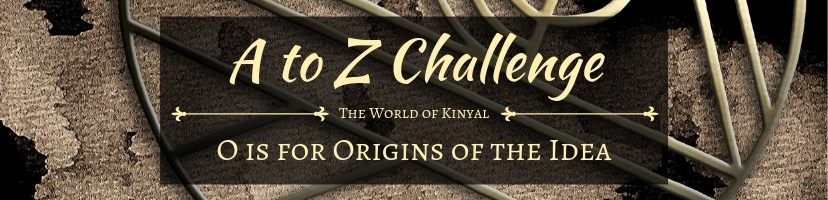 A to Z Challenge 2019: O is for Origins of the Idea