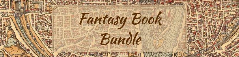Fantasy Book Bundle – 20+ Books