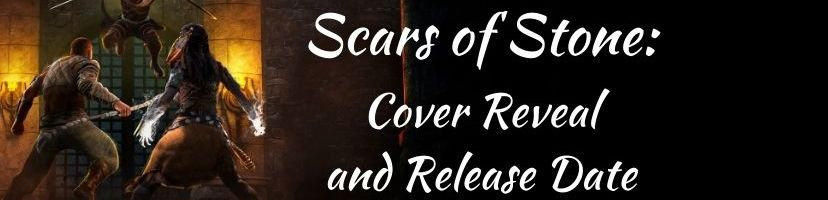 Scars of Stone: Cover Reveal and Release Date