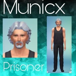Municx's Character Image Print