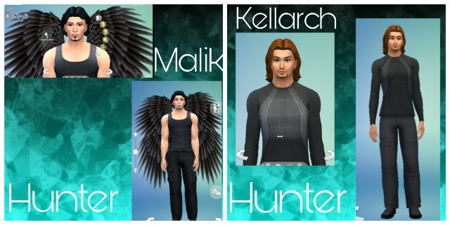 Gone but Not Forgotten: A Detailed Look at Malik and Kellarch