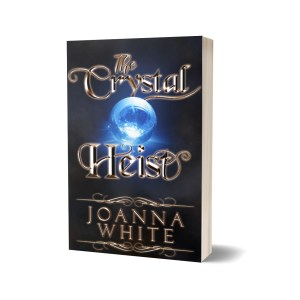 The Crystal Heist Paperback
