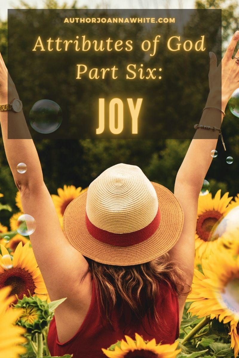 Attributes of God Part Seven: Joy