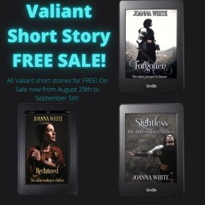 Valiant Series Short Story Bundle