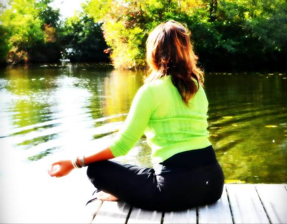 Author Joanne Reed This is your quest what is your superpower Mindfulness of the body