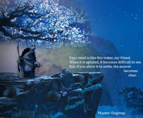 Author Joanne Reed This Is Your Quest Your Mind is like water